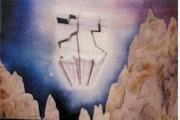 Le cube (Pourtant, il connaît les créneaux… ). André Haulotte