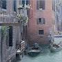 Un balcon sur Venise. Thierry Duval