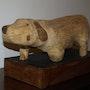 Le bon chien. Galerie Du Château