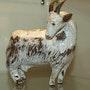La chèvre. Galerie Du Château
