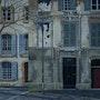 Avignon, dimanche matin.. Jacques Bouquet