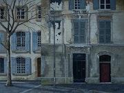 Avignon, dimanche matin..