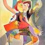 «Tanz». Rosemarie Bühler