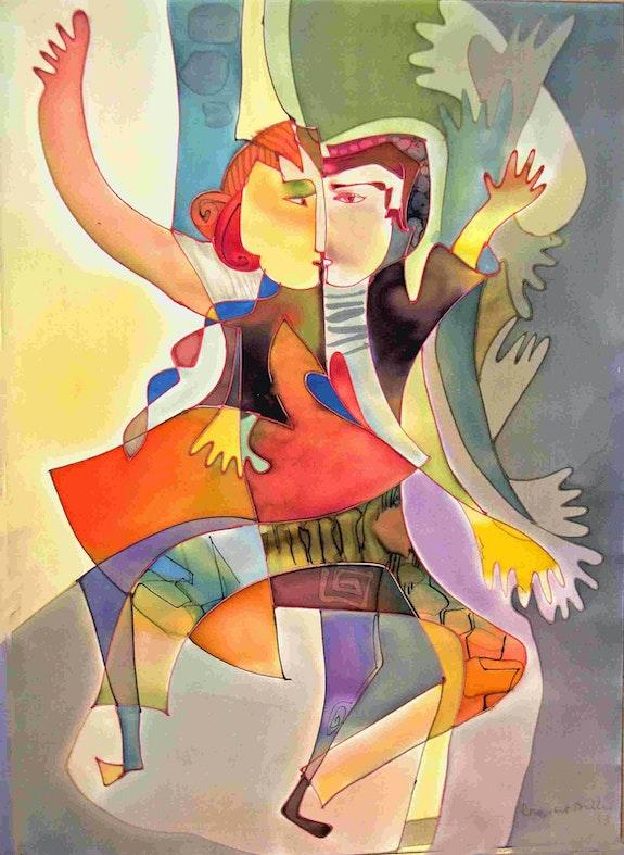 «Tanz». Rosemarie Bühler Rosemarie Bühler
