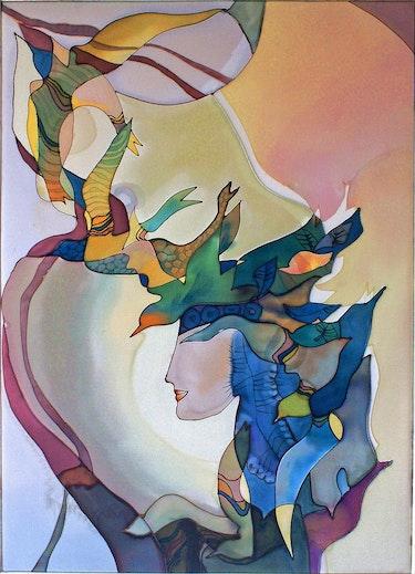 Zugvögel - Migratory Birds. Rosemarie Bühler