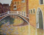Le pont de Venise.