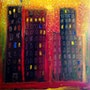 Série : «dans les villes de grande solitude» II. Catherine Husenau