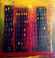 Série : «dans les villes de grande solitude» II.