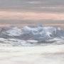 Soir d'hiver sur le Vercors. Daniele Trigalet