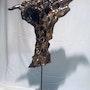 Guernicastier aus Olivenwurzel. El Alemán, Scp