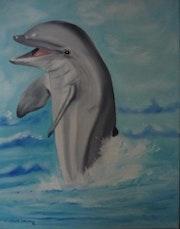 Petit dauphin.