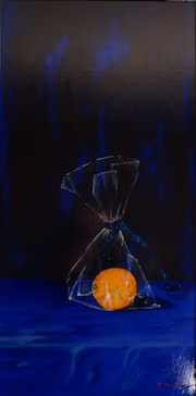 L'orange bleue. Jean Paul Tersin