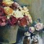 Bouquet de roses. Juani
