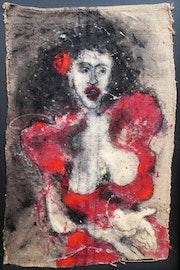 Querelle (elle). Marc Bouchacourt