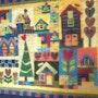 Manta- en -patchwork. M. Pilar