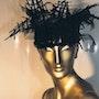 Stirnband «Krone». Rosemarie Bühler