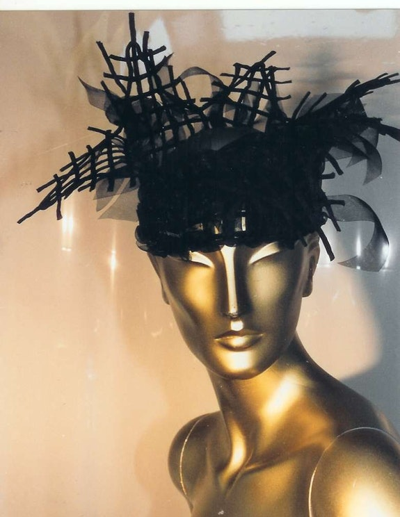 Stirnband «Krone». Rosemarie Bühler Rosemarie Bühler