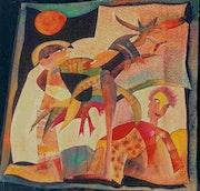 «Caribic». Rosemarie Bühler