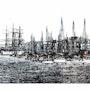 Le port de Dunkerque. Nodens