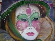 Masque Vénitien.
