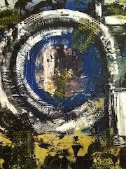 L'oeil du cyclone.