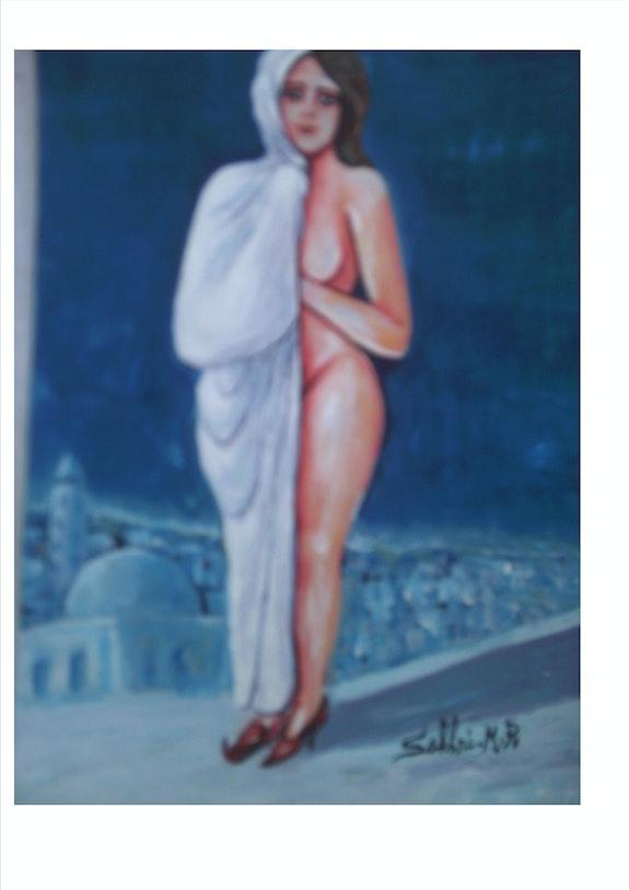 Autoportrait. Sakhri Mohamed Rouigui Sakhri Mohamed Rouigui
