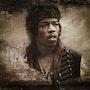 American Legend Jimmi Hendrix. Vince Dark