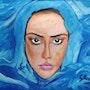 Mujer del Sinai. Les femmes du Sinaï. James Rossell