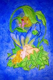 Lutine (série fée). Desmoulins Celine
