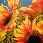 Au coeur du Soleil. Anne Delpierre