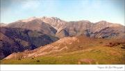 En haut du plateau d'Azun, Hautes Pyrénées. Virginie Le Gal