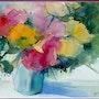 Bouquet Hamilton. Martine Brandolin
