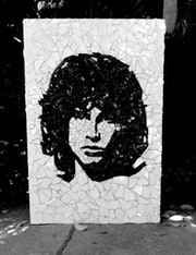 Jim Morrison. Joy Helm Riley