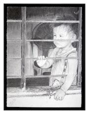 L'enfant de l'orphelinat (Vietnam). Christophe Bayle