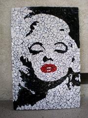 Marilyn Monroe. Joy Helm Riley