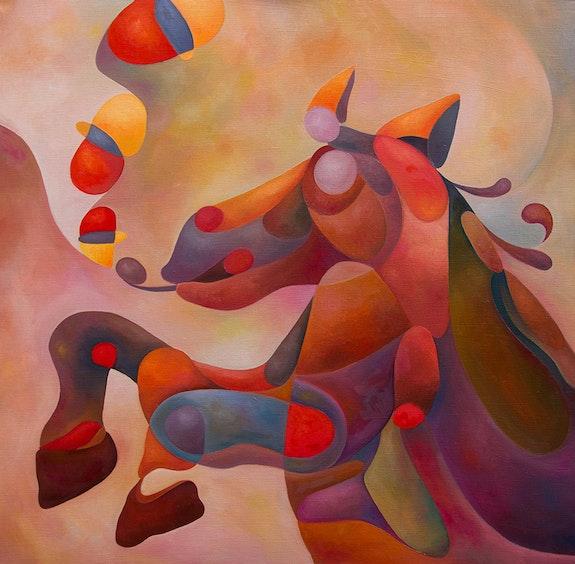 Crazy horse. Antony Squizzato Antony Squizzato