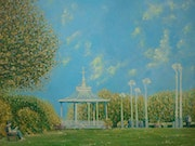 The Leas band stand, folkestone..