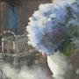 Bouquet bleu. Juani