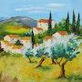 Les trois oliviers 2012. 1953