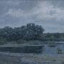 Landschaft am Fluss I. Axel Zwiener