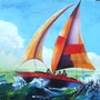 Dans le vent…. Mireille Ruffinoni
