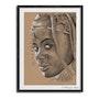 Portrait femme Himba 030113. Philippe Flohic