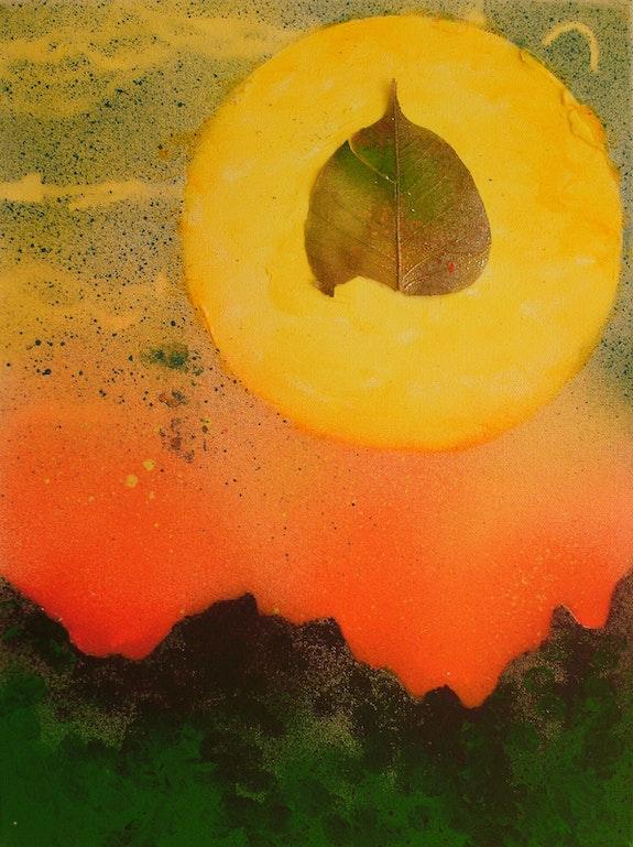 Autumn Sun. George Hunter George Hutton Hunter