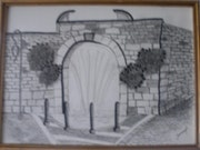 Fontaine à Luxueil. Jamart