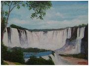 Cataratas do Iguaçú. Di Magalhães Magalhães