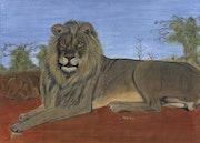 Mufasa - Lion.