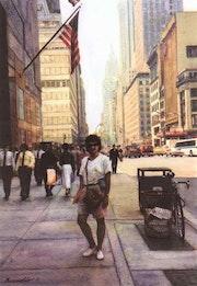 Buscando un café en la sexta avenida. Manuel Buendia