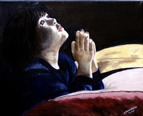 La prière du soir. Lanto Ranaivosoa Lanto R.