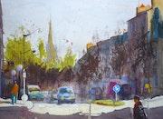 Rue Paul Guieysse.