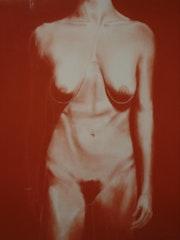 Walking Nude. Jerry Ralya